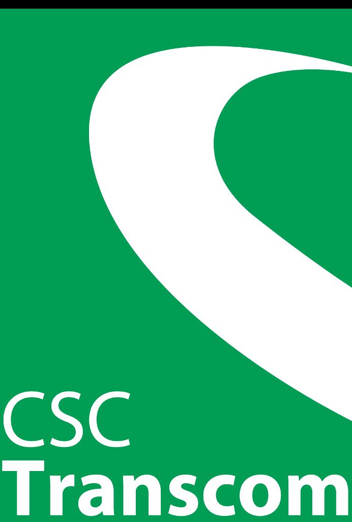 CSC-Transcom (Transport und Kommunikation)